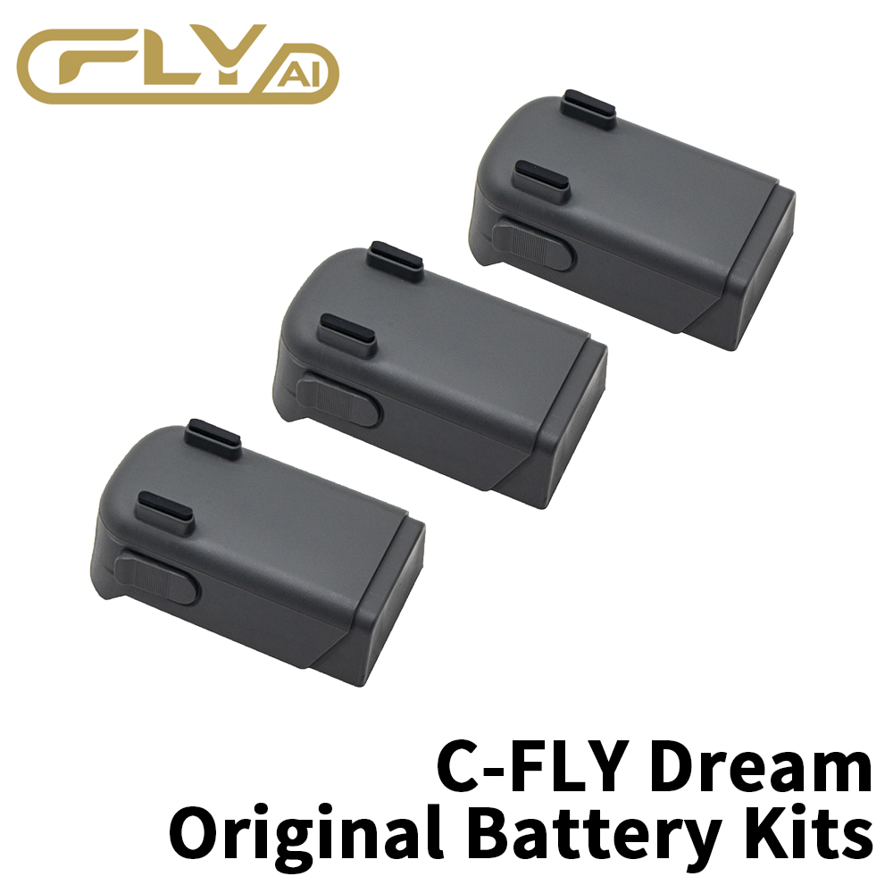 Drone Battery For CFLY Dream Battery Drone Accessories Kits For C-FLY Dream 4K Quadcopter Drone Spare Parts