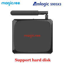 Magicsee N5 Plus Android 9.0 Amlogic S905x3 Smart Tv Box 4GB