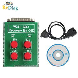 SBC reset tool for Mercedes for BenZ W211 R230 ABS SBC Reset Tool--Recovery BY OBD Directly