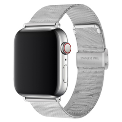 For Apple Watch Band 40mm  for Iwatch Bands Series 6 5 4 3 2 SE 44mm Strap Milanese Loop 38mm 42mm Accessories Bracelet