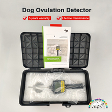 Automatic Dog Ovulation Detector Tester Dog Estrus Detector Canine Ovulation Device Veterinary equipment