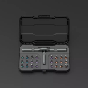 Image 2 - Youpin Duka RS1 24 in1 / RS2 33 in 1 DIY Tool Kit Toolbox Mechanical Tool Box Spanner Socket Screwdriver Ratchet Wrench Set Kit