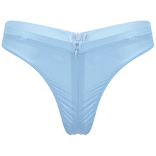 Panties Underwear Erotic Lingerie Crotchless Briefs See-Through Elastic Sexy Womens
