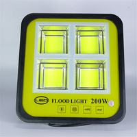 4 teile/los NEUE COB LED Flutlicht 50w 100w 150w 200w 300w 400w High Power wasserdicht Ip65 AC85 265V-in Scheinwerfer aus Licht & Beleuchtung bei