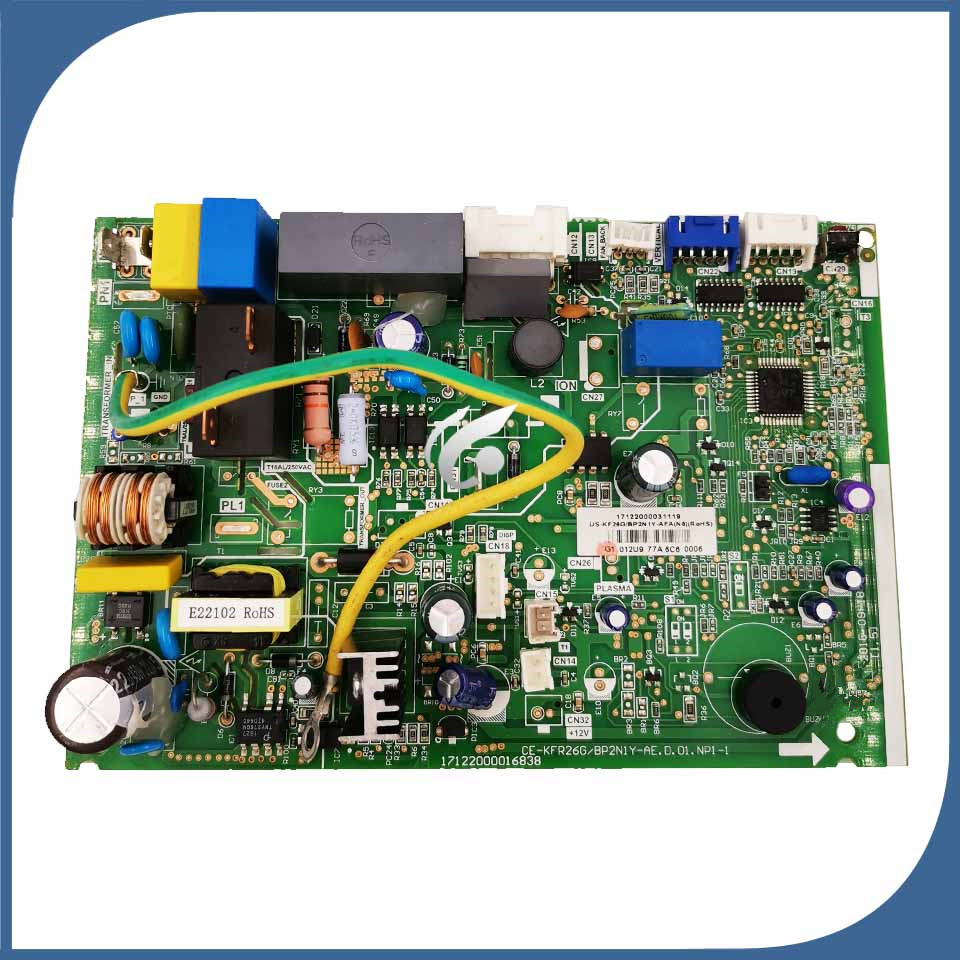 Good Working For Air Conditioning Board CE-KFR26G/BP2N1Y-AE CE-KFR26G/BP2N1Y-AE.D.01.NP1-1 Board
