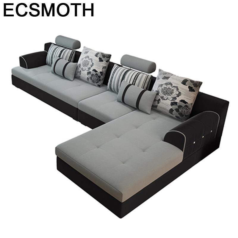Futon Koltuk Takimi Fotel Wypoczynkowy Meubel Moderna Moderno Puff Para Mobilya Set Living Room Furniture De Sala Mueble Sofa