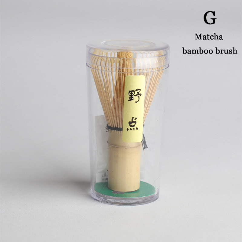 Бамбуковый венчик для чая с чаем матча точка Зелёный чай порошок прибор соответствующий инструмент FBS889