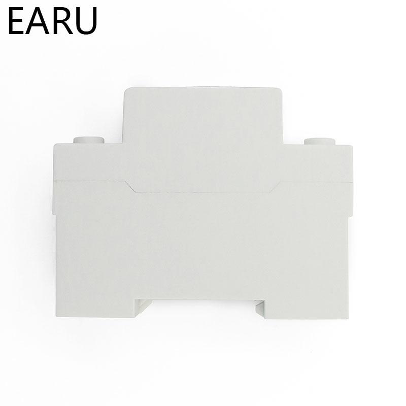 Hd18dfa61376b44b28910227915678410n - 40A 63A 230V Din Rail Adjustable Over Voltage And Under Voltage Protective Device Protector Relay Over Current Protection Limit