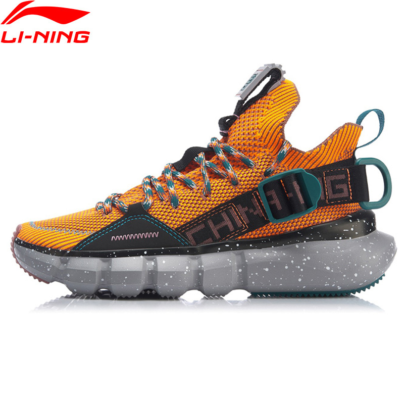 Li-Ning Women 2019 NYFW ESSENCE 2.3 Basketball Culture Shoes LiNing Li Ning Breathable Sport Shoes Sneakers AGBP092 XYL256