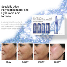 LANBENA Face Serum Hyaluronic Acid Vitamina C 24K Gold Retinol Anti-Aging Wrinkle Moisturizing Whitening Firming Acne Treatment retinol treatment