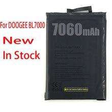 Wisecoco新オリジナル7060バッテリーbl 7000 doogee BL7000高品質携帯株式 + 追跡番号
