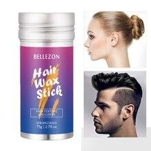 Hair Finishing Gel Stick Hair Wax Stick Not Greasy Rapid Fixing Short Broken Hair Wax Rod Finishing Cream