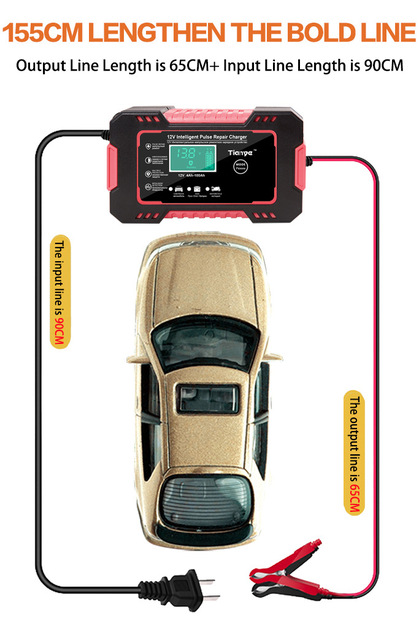 Eafc full automatic car battery ch