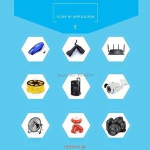 Image 3 - لتقوم بها بنفسك 6x18650 صندوق تخزين البطارية USB 12 فولت امدادات الطاقة للهاتف LED جهاز التوجيه دروبشيب