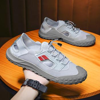 Klasyczne marki męskie buty golfowe sztukateria Golf Sneakers mężczyźni letnie białe buty golfowe Spike gumką męskie buty sportowe rozmiar 39-44 tanie i dobre opinie ifrich CN (pochodzenie) oddychająca Zwiększające wysokość Cotton Fabric Średnia (B M) RUBBER 8803 elastyczna opaska