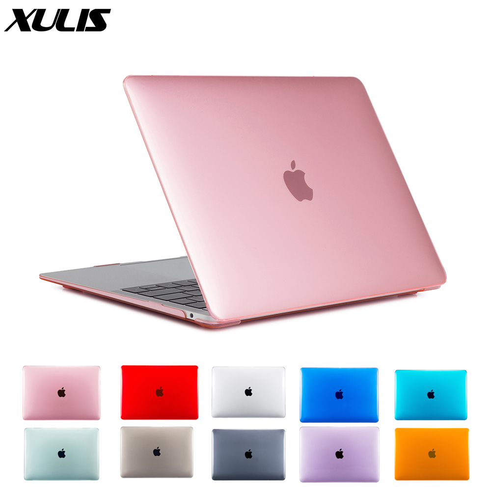 Caso do portátil para macbook ar pro retina barra de toque 11 12 13 15 polegada para mac livro 13.3 15.4 capa portátil para macbook pro 16 caso
