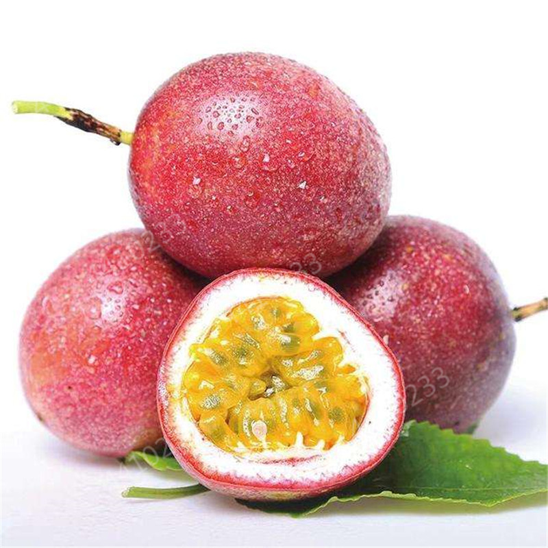 100 Pcs Passiflora Mollissima Banana Passion Fruit Bonsai Delicious Fruit Bonsai Rare Exotic Tropical Fruit DIY Home Garden