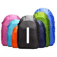 Mochila impermeable reflectante para exteriores, bolsa de camuflaje táctica para acampar, senderismo, escalada, 20L, 35L, 45L, 60L