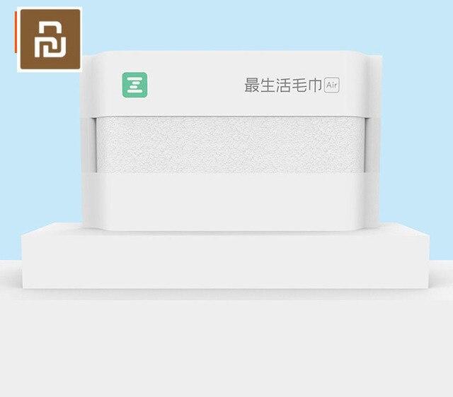 Youpin ZSH ręcznik z prosa ręcznik z serii Air ręcznik do mycia dla dorosłych bawełna domowe miękkie i łatwe do wysuszenia ręczniki