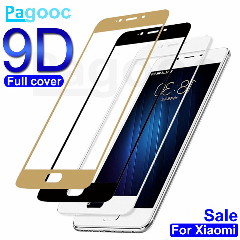 9D Premium Tempered <font><b>Glass</b></font> on the For <font><b>Xiaomi</b></font> <font><b>A1</b></font> A2 Mi 8 Lite 8 SE Mi 6 6X 5 5X 5C 5S Plus <font><b>Screen</b></font> <font><b>Protector</b></font> Protective <font><b>Glass</b></font> Film image