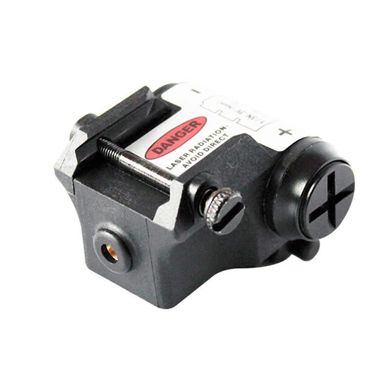 Mirino Laser Laserspeed Mini IR Mirino Laser Pistola Walther P22 Puntamento Laser Verde sight Tactical Sight per la Caccia