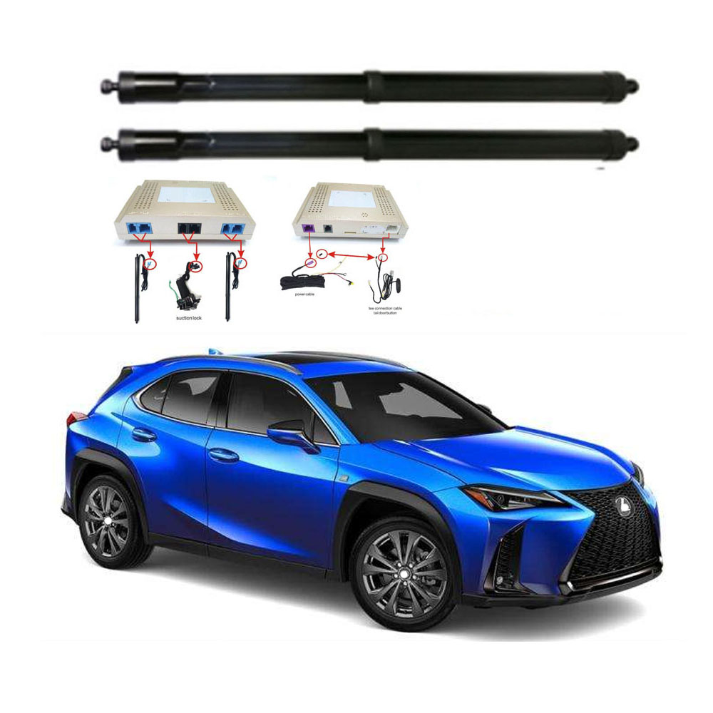 New Electric Tailgate Refitted For LEXUS UX200  2019 2020 Tail Box Intelligent Electric Tail Door Power Tailgate Lift Lock