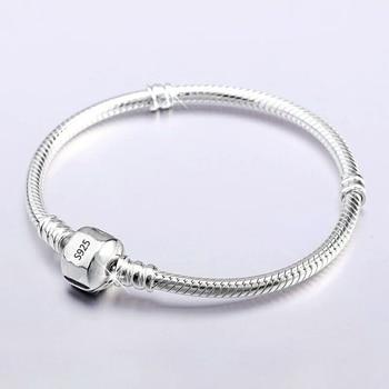 Women Handmade Bracelet Jewelry 925 Silver Jewelry