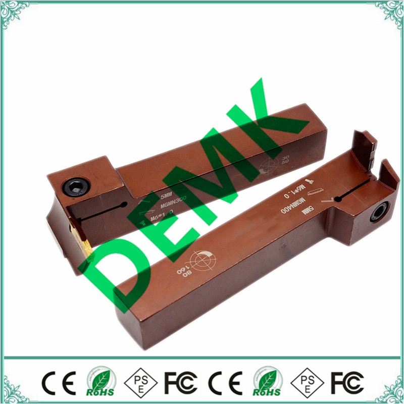 High-end Spring Steel For MGMN300 MGMN400 Large Range 30/800mm Face Groove Holder 25mm Cutter 7-shaped Mechanical Lathe