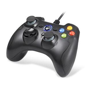 Проводной геймпад для PS3 игровой контроллер USB геймер джойстик для ПК Android смартфон игровой джойстик