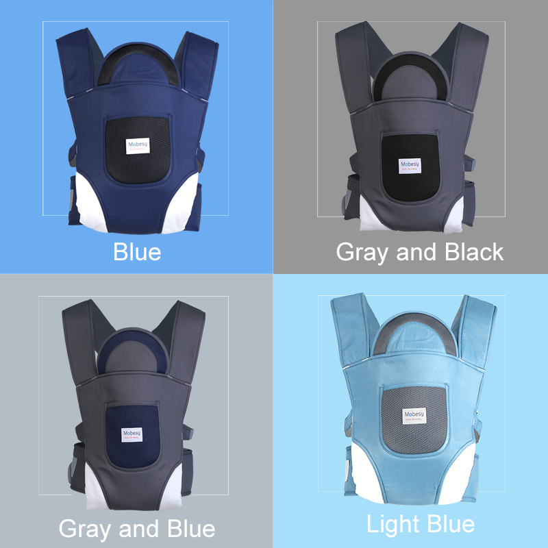 Baby Carrier Front Holding Stool Newborns Baby Sling Back Multifunction Four Seasons General Cross Holding-Baby Carriers