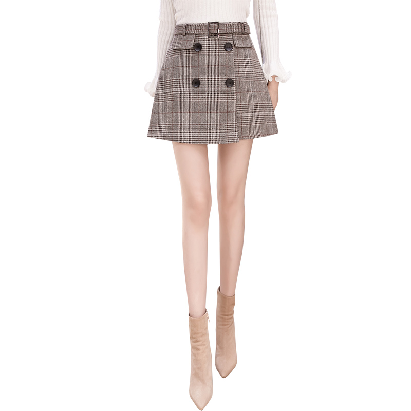 F902 2020 new autumn winter women fashion casual sexy Skirt