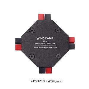 Image 1 - AP 4 30A Powerpole Splitter 4 CH Voeding Distributeur Ham Radio