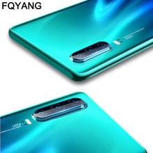 FQYANG 2PCS Back Lens Film Tempered Glass Protector For Huawei Nova 5i 5 Pro Y9 Y7 2019 P smart honor 20 9x 9xpro