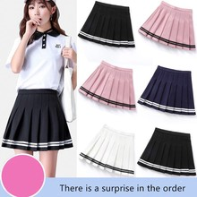Women high waist Cosplay skirt 2019 Spring summer kawaii Den