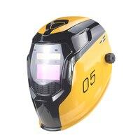 전기 용접 마스크/헬멧/용접 렌즈 솔라 자동 어둡게 조정 가능한 범위 mig mma 아르곤 아크 용접 용접 기계