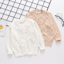 Autumn Winter Baby Sweaters Warm Long Sleeve Kids Clothing Tops Cotton Casual Toddler Clothes for 2-6Y Children Costume недорого