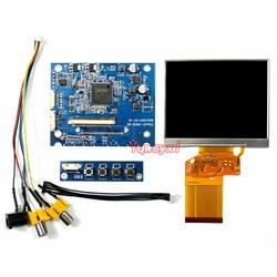 Yqwsyxl nowy 3.5 calowy ekran LCD LQ035NC111 320x240 z 2AV płyta kontrolera LCD do ekranu Satlink WS 6906 wizjer satelitarny LCD|Ekrany LCD i panele do tabletów|Komputer i biuro -