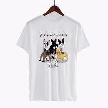 Такса Мопс teckel забавная футболка для женщин harajuku милые