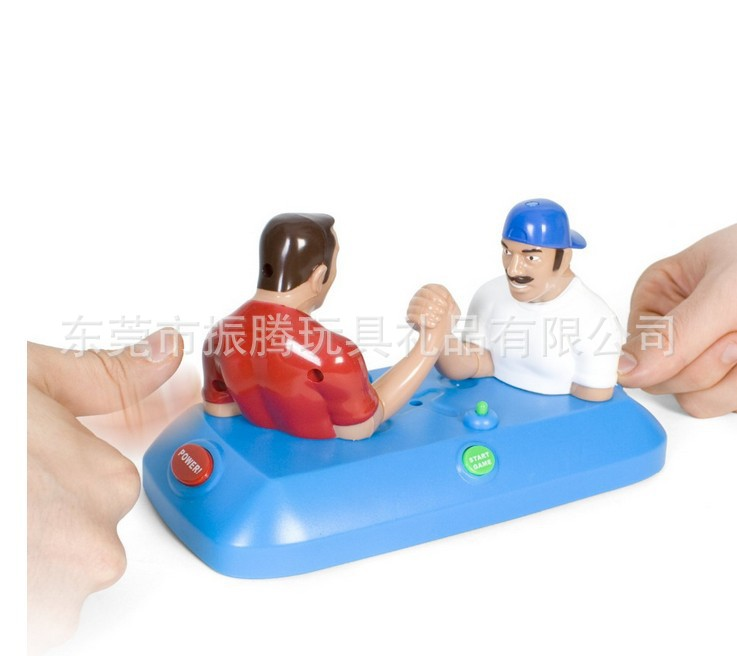 CHILDREN'S Toy Arm Doll Arm-Wrestling Doll Game Doll