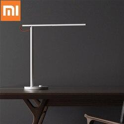 Xiaomi Mijia MJTD01SYL 9W Smart Tisch Schreibtisch Lampe 1S 4 Beleuchtung Modi Dimmen Lesen Licht APP Drahtlose Steuerung augenschutz