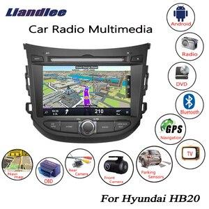 Liandlee для Hyundai Starex iLoad iMax 2016 ~ 2018 Android автомобильное радио CD DVD плеер GPS Navi навигация карты камера OBD TV HD BT