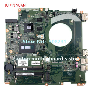 Image 3 - JU PIN YUAN 782622 001 782622 501 782622 601 for HP 17 F series laptop motherboard DAY11AMB6E0 with  I5 5200 100% fully Tested