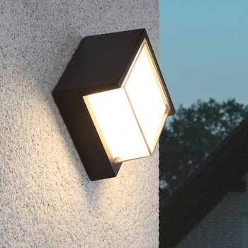 IP65 7W Led Waterproof Outdoor Wall Lamp Luminaire Indoor Bathroom Light Fixture Wall Sconce Wall Led Lights For Home Decoration classic bronze led bathroom mirror light arandelas vintage wall lamp lights for home bathroom wall sconce free shipping