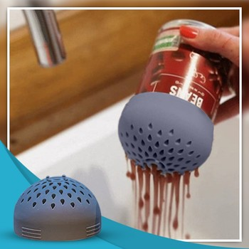 Multi-use Mini Colander For Fast Fuss-free Cooking The Micro Kitchen Colander Kitchen Tool Strainer Drainage Baking Accessories image