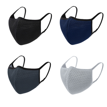 1pcs Women Men Breathable Mesh Adjustable Mask Dustproof Windproof Warmth Mouth Masks Outdoor Riding Mountain Bike Supplies