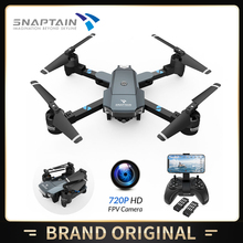 SNAPTAIN  AA5MQ 720P 1080P HD Drone Camera Voice Control  Circle Fly Professional Quadcopter RC Drone 3D Foldable Smart Drone