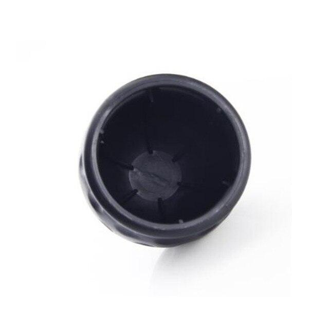 4 couleurs universel 50MM barre de remorquage boule couvercle couvercle remorque boule couverture barre de remorquage bouchon attelage remorque boule de remorquage protéger voiture accessoires