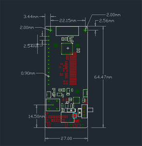 Image 5 - TTGO LoRa32 V2.1 _ 1,6 версия 433/868/915 МГц ESP32 LoRa OLED 0,96 дюймовая SD карта Bluetooth Wi Fi беспроводной модуль с SMA