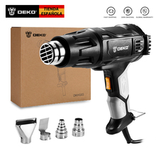 DEKO 220V Heat Gun 2000W Variable Temperature Advanced Elect