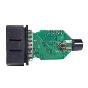 Image 5 - New Smart Key Maker OBD2 16pin Interface Adapter  For Toyota 4D 4C Chip Car Keymaker G & H Chip Vehicle OBD Remote Key Device